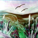 """""""Landscape 1 s"""" (14,8 x 10,5)"""