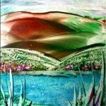 """""""Landscape 2 s"""" (10,5 x 14,8)"""