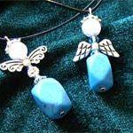 Türkis blau