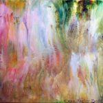 """""""Liquid Pastell"""" (ca. 60 x 52)"""