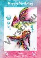 - Vorderseite Fische -